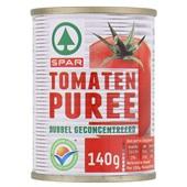 Spar Tomatenpuree voorkant