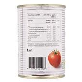Spar Tomatenblokjes achterkant
