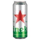 Heineken Pils Coolcan 50 cl blik voorkant