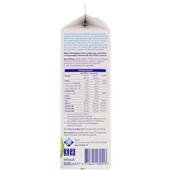 Melkan 0% Vet Drinkyoghurt Limoen achterkant