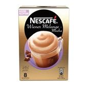 Nescafé Oploskoffie Wienermelange voorkant