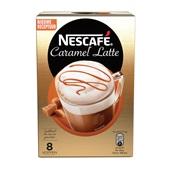 Nescafé Koffie Latte Caramel voorkant