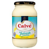 Calvé Mayonaise Yofresh voorkant