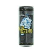 Blue Basterd Energydrank voorkant