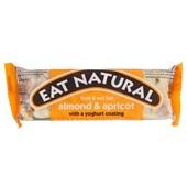 Eat Natural Amandel, Abrikoos En Yoghurt voorkant