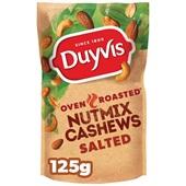 Duyvis Noten Oven Roasted  Nutmix voorkant
