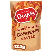 Duyvis Noten Oven Roasted Cashews voorkant