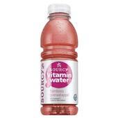Sourcy Vitaminewater Framboos/Granaatappel voorkant
