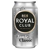 Royal Club Frisdrank Tonic voorkant
