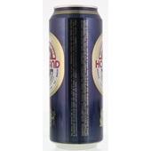 Holtland Bier Blik 50 Cl achterkant