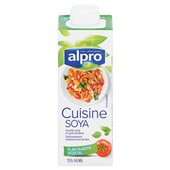 Alpro Soya Cuisine voorkant