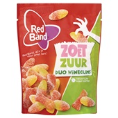 Red Band Winegum Duo Zoet Zuur voorkant