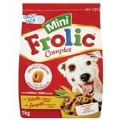 Frolic Hondenvoer Mini Complet Met Gevogelte, Groenten En Granen voorkant
