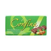 Confina Tablet Melk/Noot voorkant