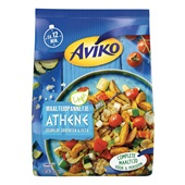 Aviko maaltijdpannetje Athene voorkant