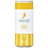 Barefoot pinot grigio voorkant
