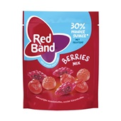 Red Band berries winegum mix voorkant