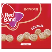 Red Band stoephoest voorkant