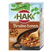 Hak Hollandse Bruine Bonen Gedroogd voorkant