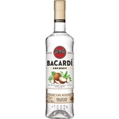 Bacardi coconut voorkant