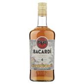Bacardi anejo cuatro voorkant