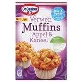 Dr. Oetker muffins  appel  kaneel voorkant