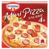 Dr. Oetker Mini Pizza Pizza Salame voorkant