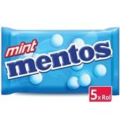 Mentos mint more       5-pack voorkant