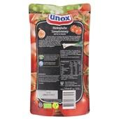 Unox Biologisch Soep In Zak Tomaat achterkant