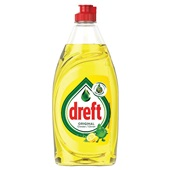 Dreft afwasmiddel citroen voorkant