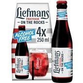 Liefmans bier alchohol free voorkant