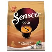 Senseo koffiepads Senseo Gold koffiepads, 36 stuks voorkant