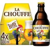 La Chouffe Bier voorkant