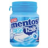 Mentos kauwgom Gum Pure Fresh – Fresh Mint, Pot 30 Gums voorkant