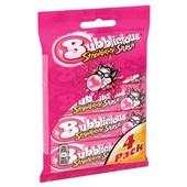 Bubblicious Kauwgom Strawberry Splash 4-Pack achterkant