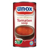 Unox Tomatensoep voorkant