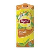 Lipton IJsthee perzik voorkant