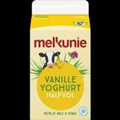 Melkunie Halfvolle Yoghurt Vanille voorkant