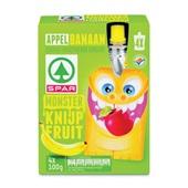Spar Knijpfruit Appel-Banaan voorkant