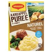Maggi Aardappelpuree à la Minute Naturel voorkant
