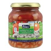 Bio+ Witte Bonen In Tomatensaus voorkant