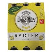 Warsteiner Speciaalbier Radler  6-Pack Fles voorkant