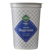 Melkan Slagroom voorkant