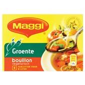 Maggi Bouillon Groente voorkant