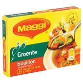 Maggi Bouillon Groente achterkant
