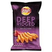 Lay's Deep Ridged sweet chili voorkant