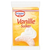 Dr. Oetker Suiker Vanille voorkant