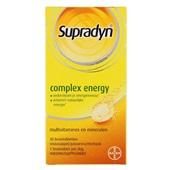 Supradyn Vitaminen En Mineralen Complex Energy Bruistabletten voorkant