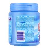 Mentos Kauwgom Gum Mighty Mint, Pot 100 Gums achterkant
