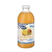 Hero Fruitontbijt Vruchtendrank Sinaasappel/Mango Light voorkant